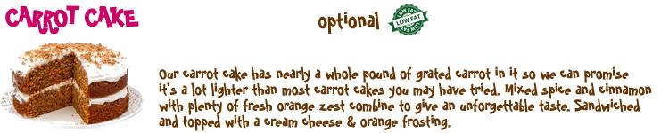 carrot gluten
