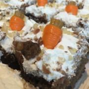 Carrot & Orange Cake