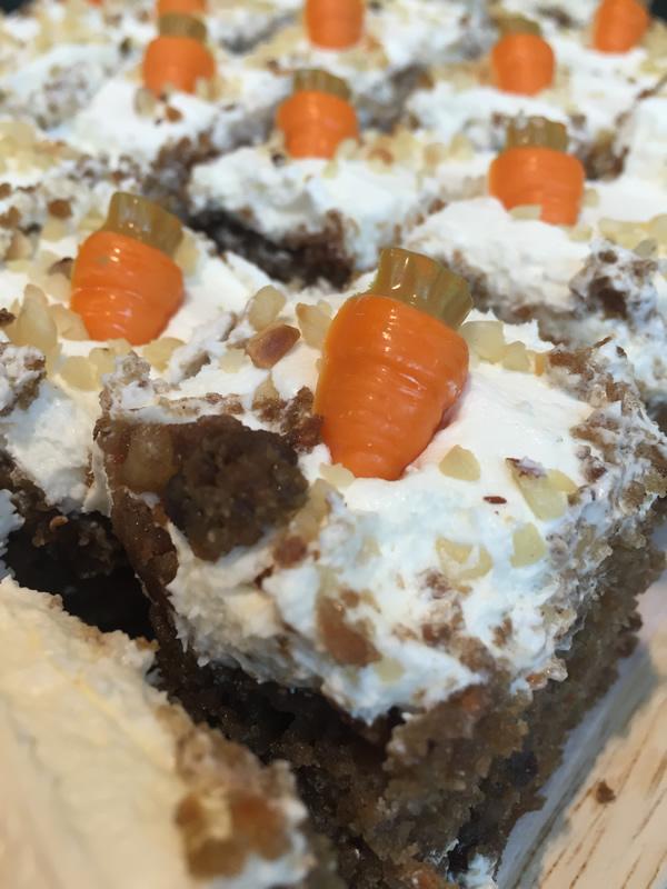 Make Box Carrot Cake Moist