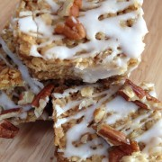 Maple, Raisin & Pecan Granola Bar
